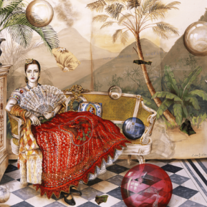 Julio Galán: El pintor LGBT que brilló por su talento en los 80's