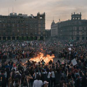 Revoluciones sociales: la importancia de las protestas feministas