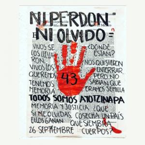 Ayotzinapa: Sin verdad no hay justicia